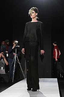 Fall 2011 New York Fashion Week: Mandy Coon