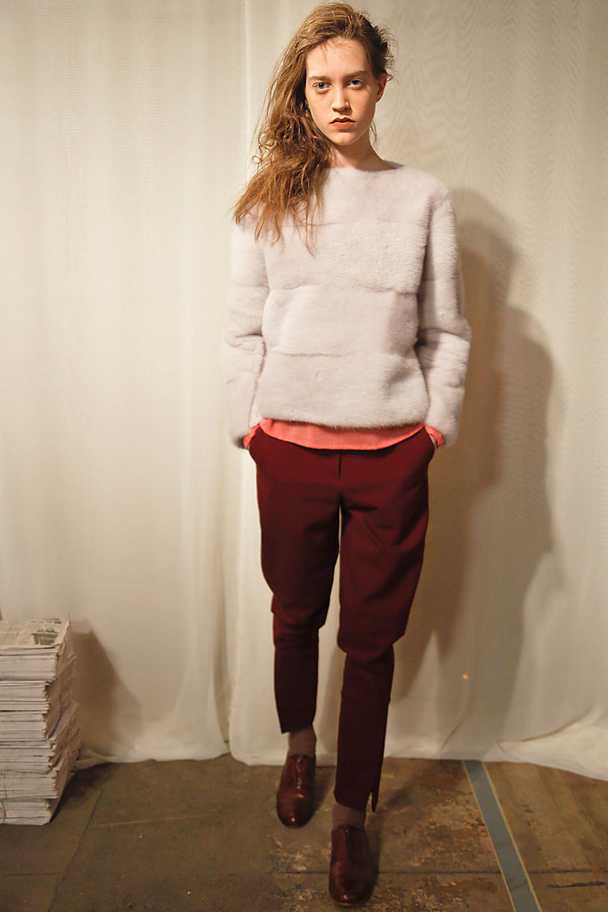 Fall 2011 New York Fashion Week: Araks