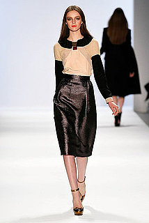 Fall 2011 New York Fashion Week: Jill Stuart