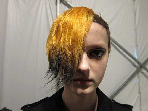 Mandy Coon Fall 2011 Beauty Report