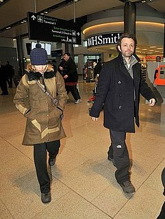 Pictures of Rachel McAdams and Michael Sheen Together in Ireland 2011-02-14 02:49:32
