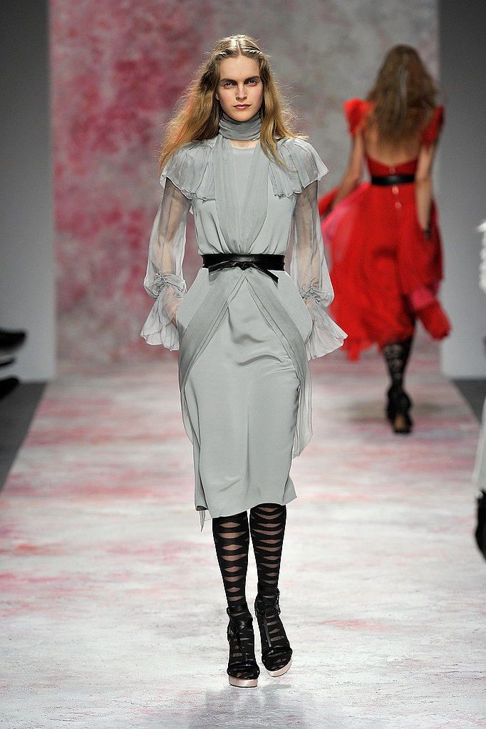 2011 Fall New York Fashion Week: Prabal Gurung