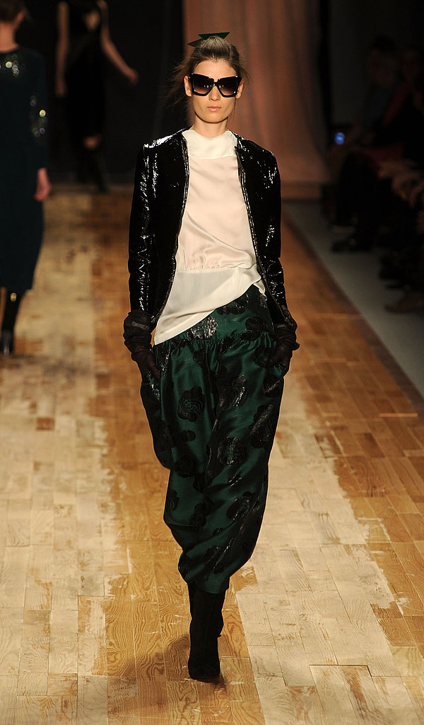 Fall 2011 New York Fashion Week: Cynthia Rowley
