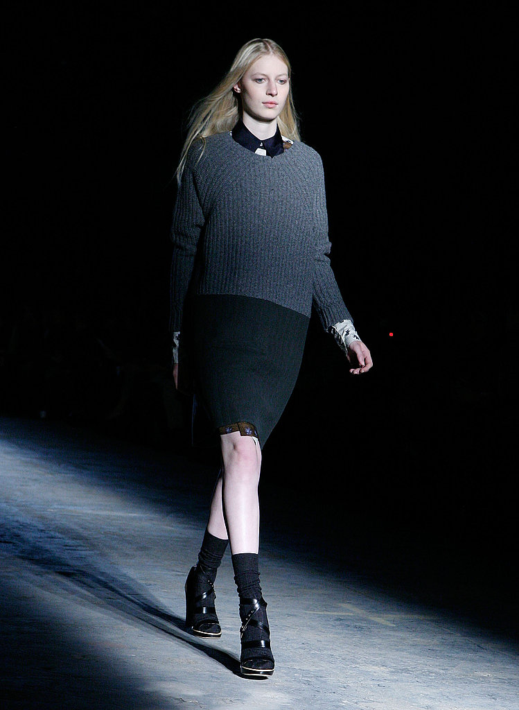 2011 Fall New York Fashion Week: Edun
