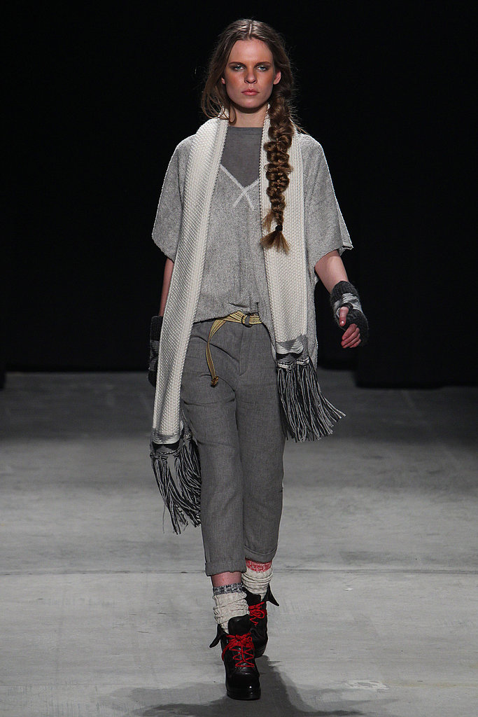 2011 Fall New York Fashion Week: Band of Outsiders