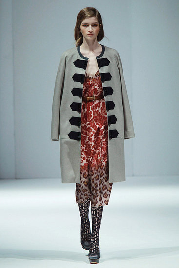 Clements Ribeiro Fall 2011