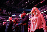 Jay-Z, Beyoncé, Rihanna, Kellan, and More Show Their NBA All-Star Spirit