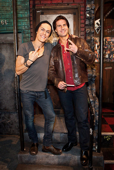 tom cruise rock of ages pictures. Pictures of Tom Cruise at Rock