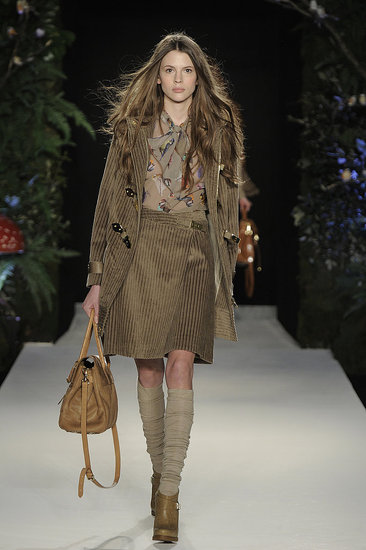 Photos of Mulberry Autumn Winter 2011 at London Fashion Week 2011-02-20 09:09:43