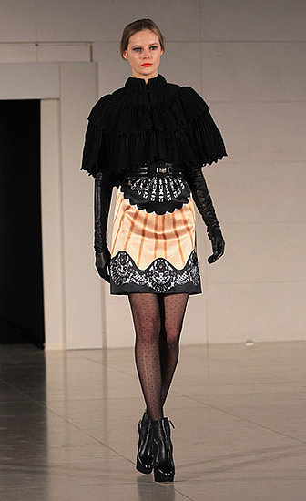 Photos of Temperley London Autumn Winter 2011 at LFW