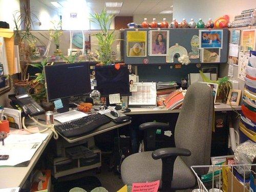 Not My Desk