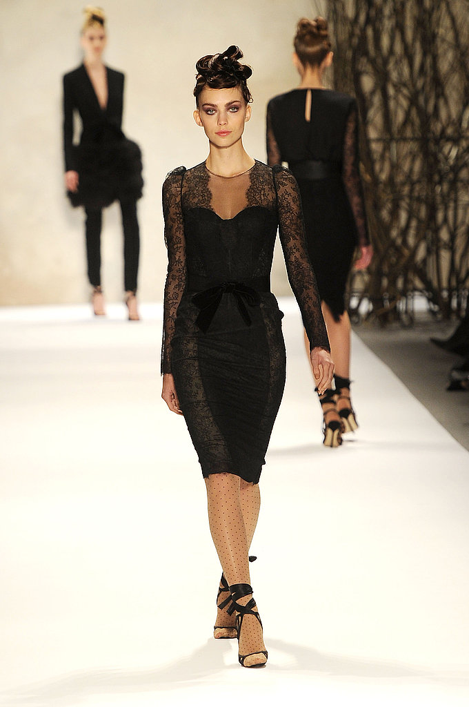 Monique Lhuillier Fall 2011