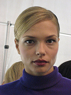 Carolina Herrera Fall 2011 Beauty Report