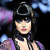 Betsey Johnson Fall 2011 Beauty Report