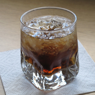 Black Russian Cocktail Recipe