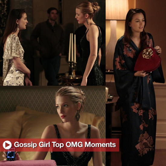 "Top OMG Moments From Gossip Girl Episode ""It-Girl Happened One Night"""