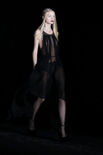 Fall 2011 New York Fashion Week: Theyskens' Theory