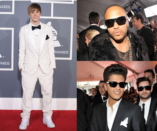 Fab Rates the Grammy Awards Men's Style — See Who Impresses and Disappoints