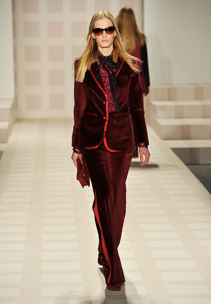 Fall 2011 New York Fashion Week: Tory Burch 2011-02-14 13:36:00