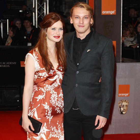 Pictures of Couples at BAFTAs 2011 Including Bonnie Wright ...
