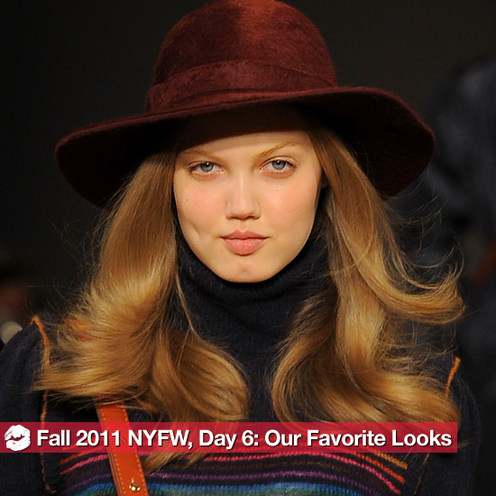 Our Favorite Looks From Fashion Week So Far: Day 6