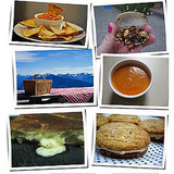 Menu and Recipes For Winter Picnic