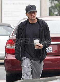 Pictures of Ryan Phillippe Stopping For Coffee in LA