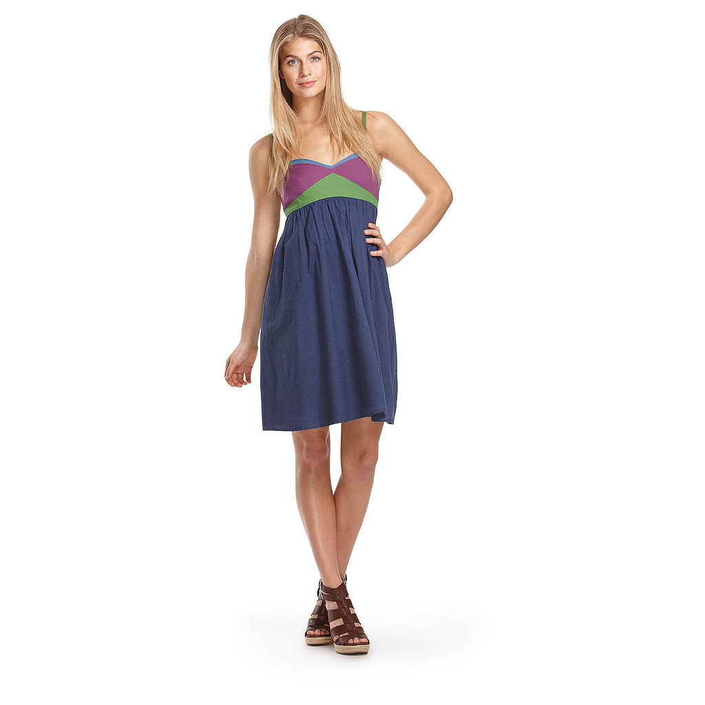 Tara Jarmon For Target Colorblock Dress ($30)