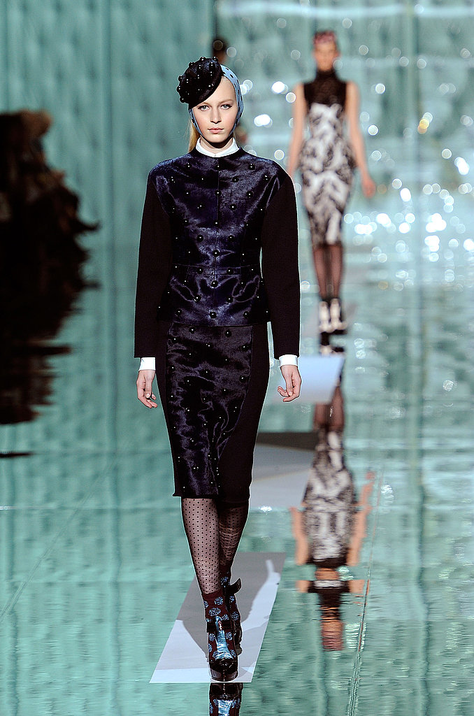 2011 Fall New York Fashion Week: Marc Jacobs