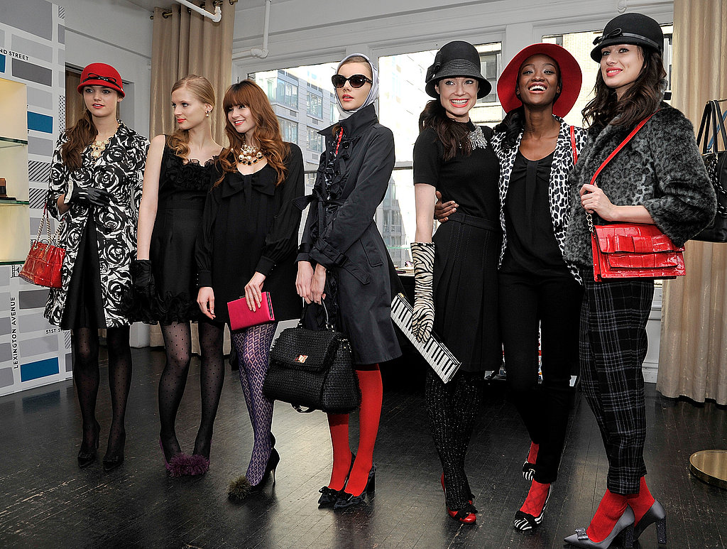 2011 Fall New York Fashion Week: Kate Spade