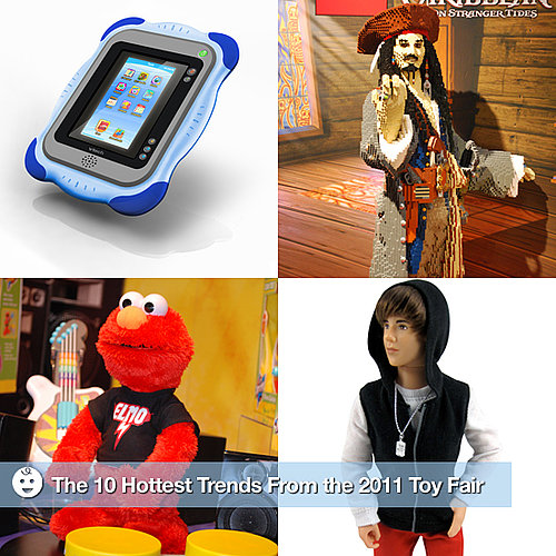 Top Trends at Toy Fair 2011