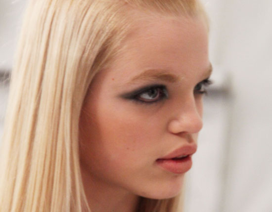 2011 Fall New York Fashion Week: Top Beauty Looks, Day 4