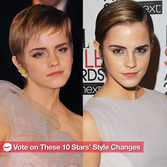 Vote on These Celebrities' New Hairstyles