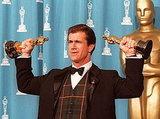 Mel Gibson, 1996.