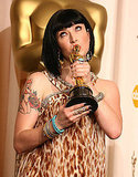In 2007, Diablo Cody's accolade for best screenplay for Juno was worth a smooch in the press room.