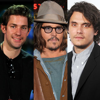 Test Your Knowledge of Famous Johns — Depp, Mayer, and Krasinski!
