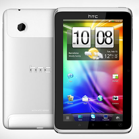 5 Facts About the New HTC Flyer Tablet