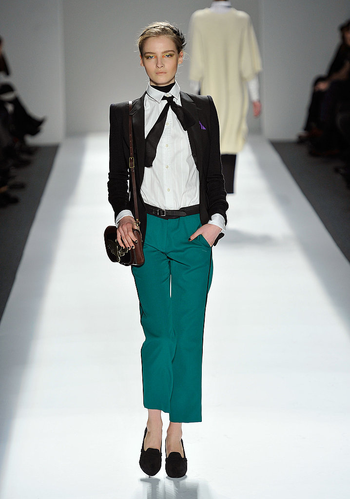 2011 Fall New York Fashion Week: Yigal Azrouel