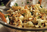 Roast Cauliflower With Fish Sauce Vinaigrette