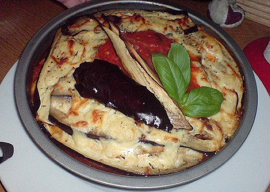 Bake an Eggplant Pie