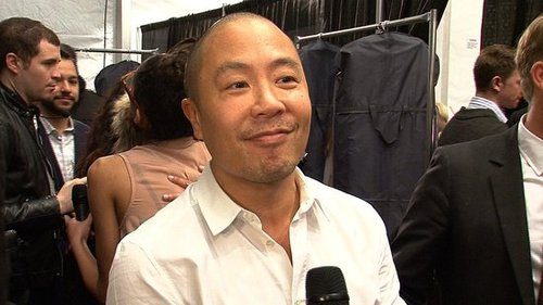 Derek Lam and Andre Leon Talley Interview New York Fashion Week Fall 2011