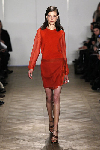 Fall 2011 New York Fashion Week: Reed Krakoff