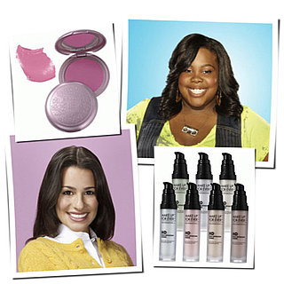 Glee's Makeup Artist Talks About On-Set Beauty