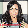 Naya Rivera Talks About Glee&#039;s New Polish Collection and More