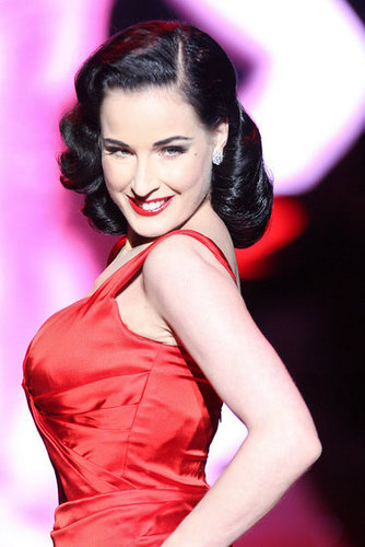 Dita Von Teese Perfume Is Working on a Perfume That Promises a with a Dash of Vulgarity!