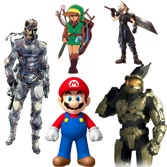 Top 5 Video Game Characters of All Time: Which Is Your Fave?
