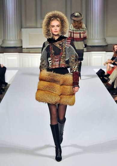 Fall 2011 New York Fashion Week: Oscar de la Renta 2011-02-16 16:10:43
