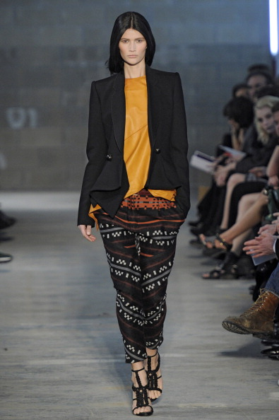2011 New York Fall Fashion Week: Proenza Schouler