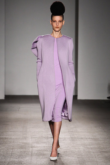 2011 Fall New York Fashion Week: Isaac Mizrahi
