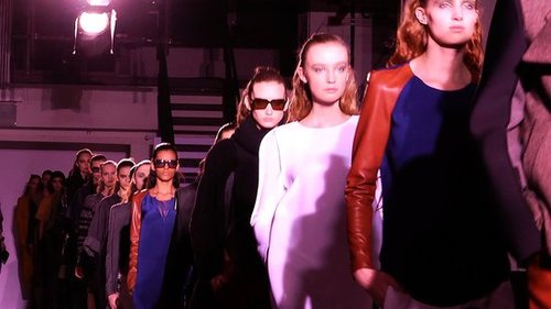 3.1 Phillip Lim Runway Fall 2011 New York Fashion Week